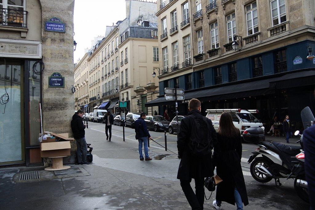 Rue de l'Odeon
