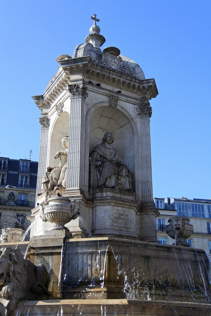 Fountain of Saint-Sulpice